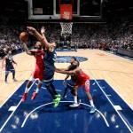 Rockets jogam mal e perdem para os Timberwolves nos playoffs da NBA