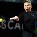 Halep vence e enfrenta Sharapova nas semifinais em Roma