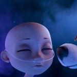 Vídeo lindo de garotinha com câncer mostra que o amor ajuda muito a vencer a doença
