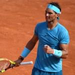 Nadal vence Del Potro e vai à final de Roland Garros
