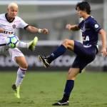Confira os gols da goleada do Santos diante do Vitória