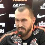 Corinthians: veja a entrevista coletiva do goleiro Walter