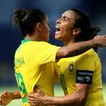 Brasileiras não jogam bem e perdem para Austrália no Torneio das Nações