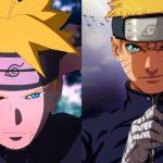 Masashi Kishimoto revela nova ilustração sensacional de Naruto e Boruto para comemorar os 50 anos da Shonen Jump