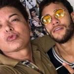 Neymar realiza festão para David Brazil