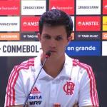 Coletiva do técnico Barbieri após derrota do Flamengo no Maracanã