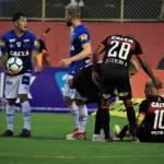 Veja os melhores momentos de Vitória e Cruzeiro