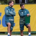 Cuca aguarda por outros dois membros para a nova comissão técnica do Santos