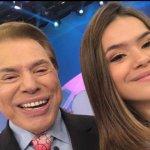 Maisa grava na Globo e Silvio Santos vira meme na internet – Veja!