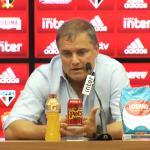 Veja o que disse Aguirre depois da derrota para o Palmeiras