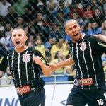 Melhores momentos da vitória do Corinthians sobre o Joinville pela Copa do Brasil de Futsal