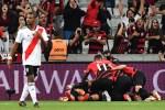 Recopa: Gol de Athetico-PR 1 x 0 River Plate