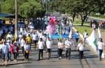Gama realiza a XXV Caminhada da Paz