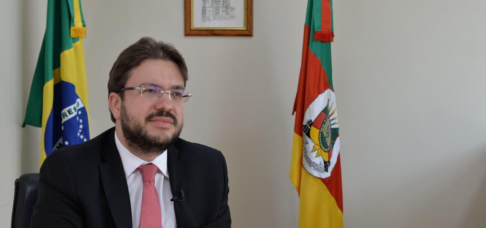 Presidente do CREMERS dá entrevista à Radar Simers