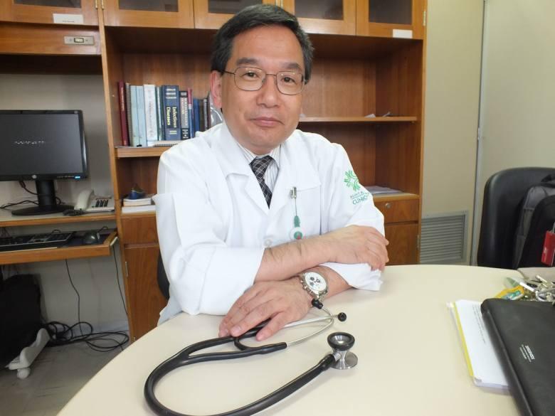 Médico gaúcho recebe prêmio em Tóquio 2