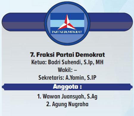 DPRD-Kabupaten-Sukabumi-Fraksi-DEMOKRAT-2019-2024