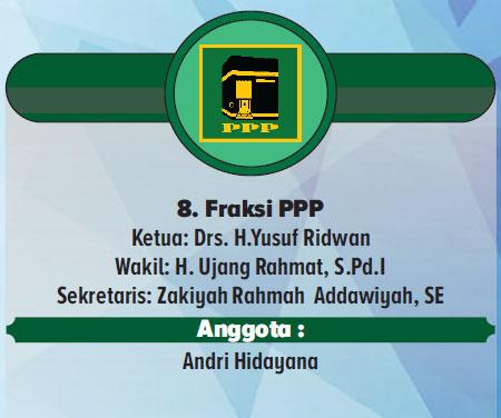 DPRD-Kabupaten-Sukabumi-Fraksi-PPP-2019-2024