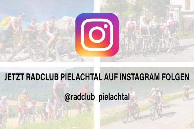 Jetzt Radclub Pielachtal auf Instagram folgen.