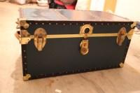 DIY Vintage Trunk / Filing Cabinet | Rad Design