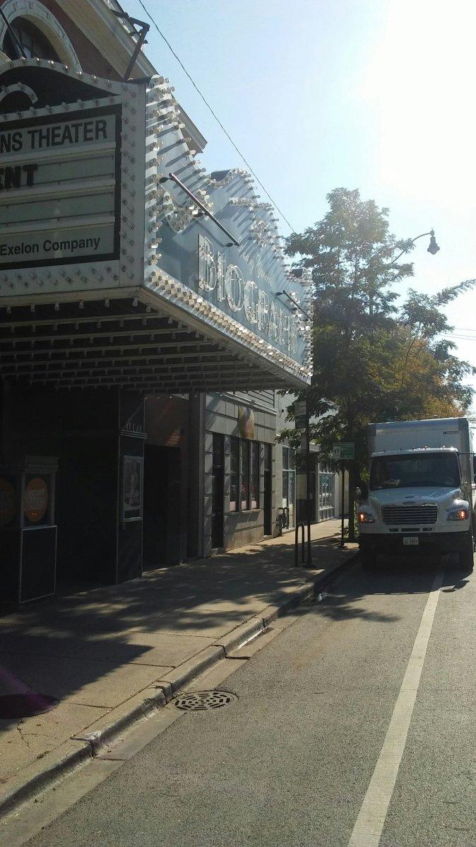 Marque Biograph Theater