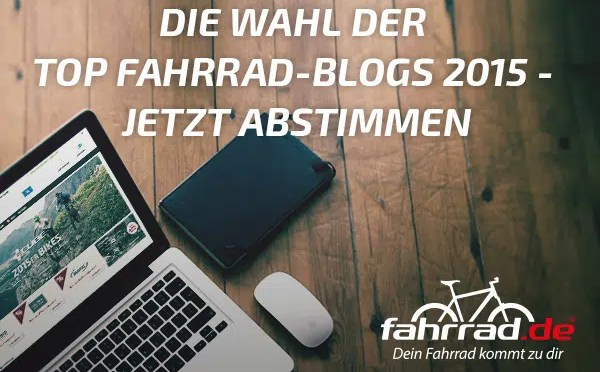 Wahl der Top Fahrrad-Blogs 2015