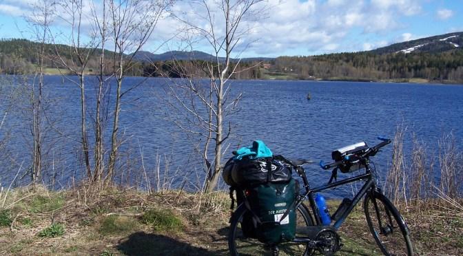 Radreise: Norwegen 01, Frühjahr 2015