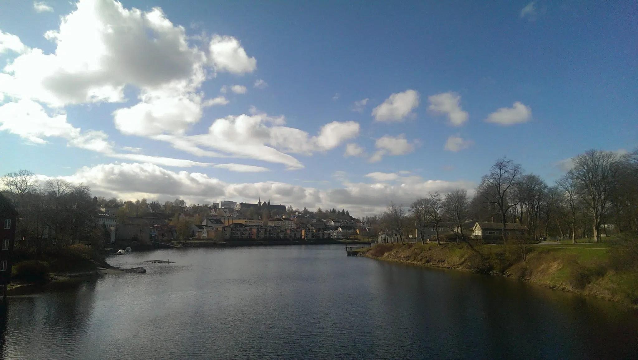Trondheim_Blick