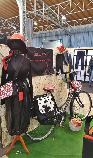 Taschen und Accessoires fürs Fahrrad aus Berlin