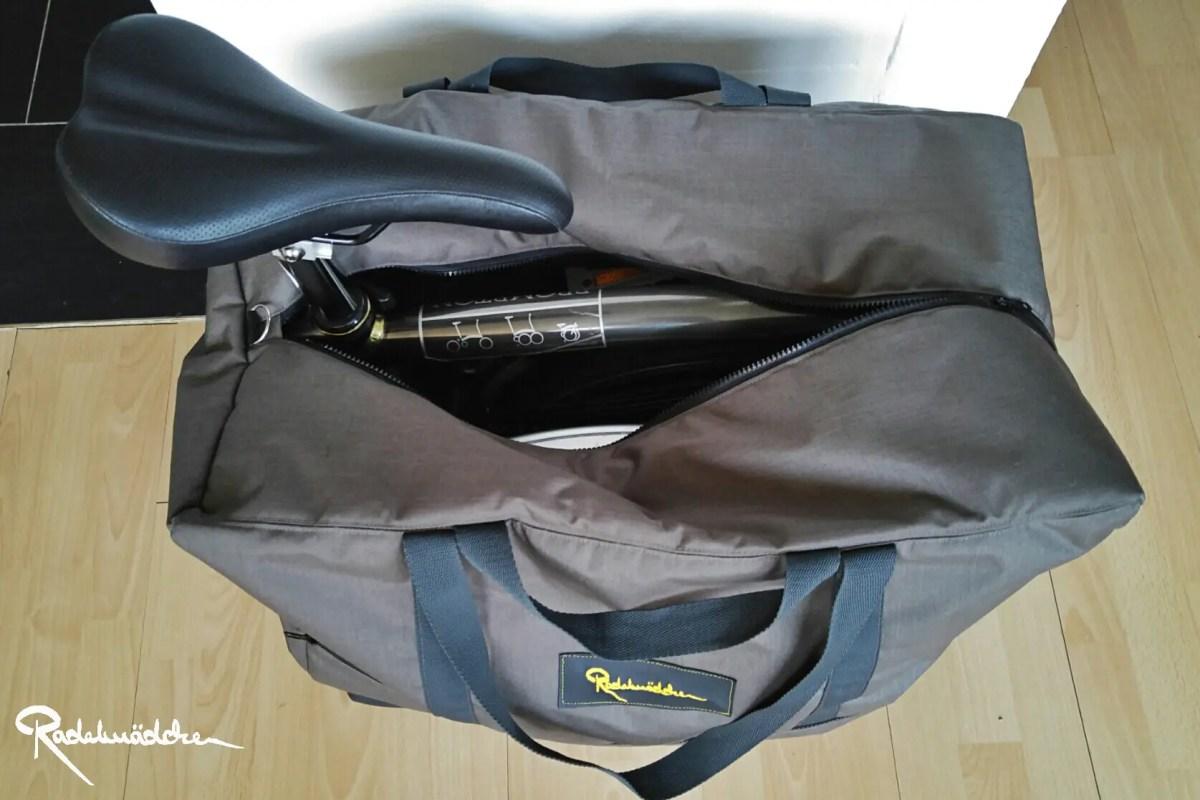 DIY: Das Brompton-Transporttaschen-Projekt