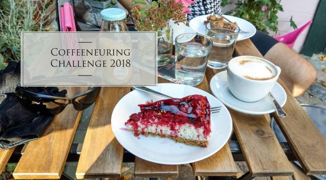 Coffeeneuring Challenge 2018