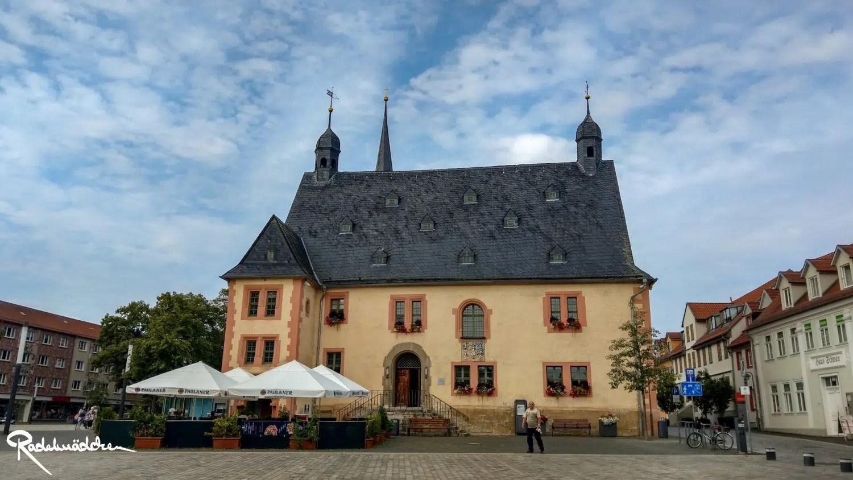 Rathaus Sömmerda