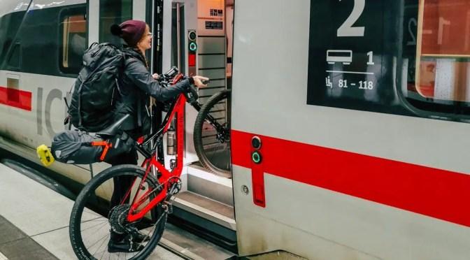 Winter am Gardasee – Mit Bahn & Rad ins MTB Paradies