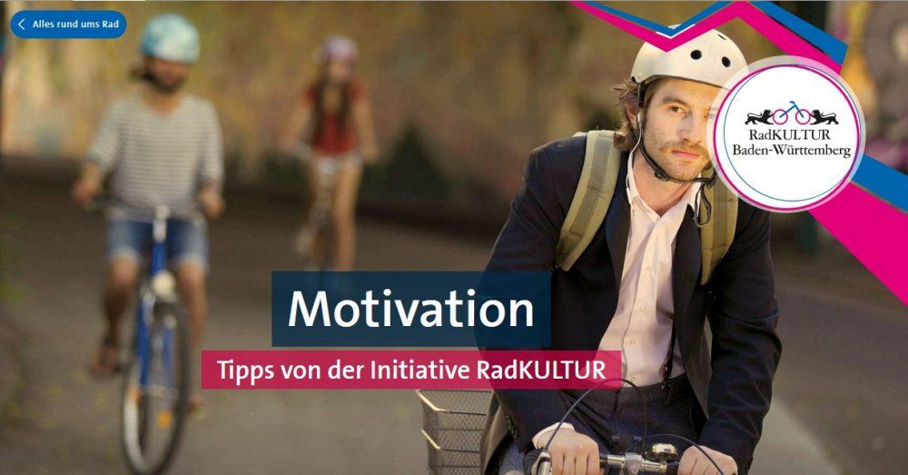 Kampagne Radkultur in BW