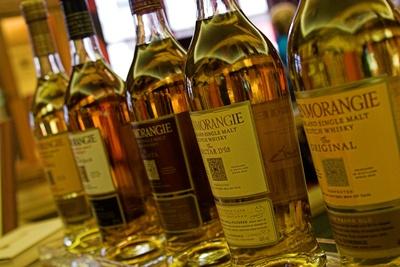 """Whisky - das """"Wasser des Lebens"""", Bild: Rochus Bindner / pixelio.de"""
