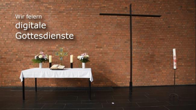 Digitale Gottesdienst