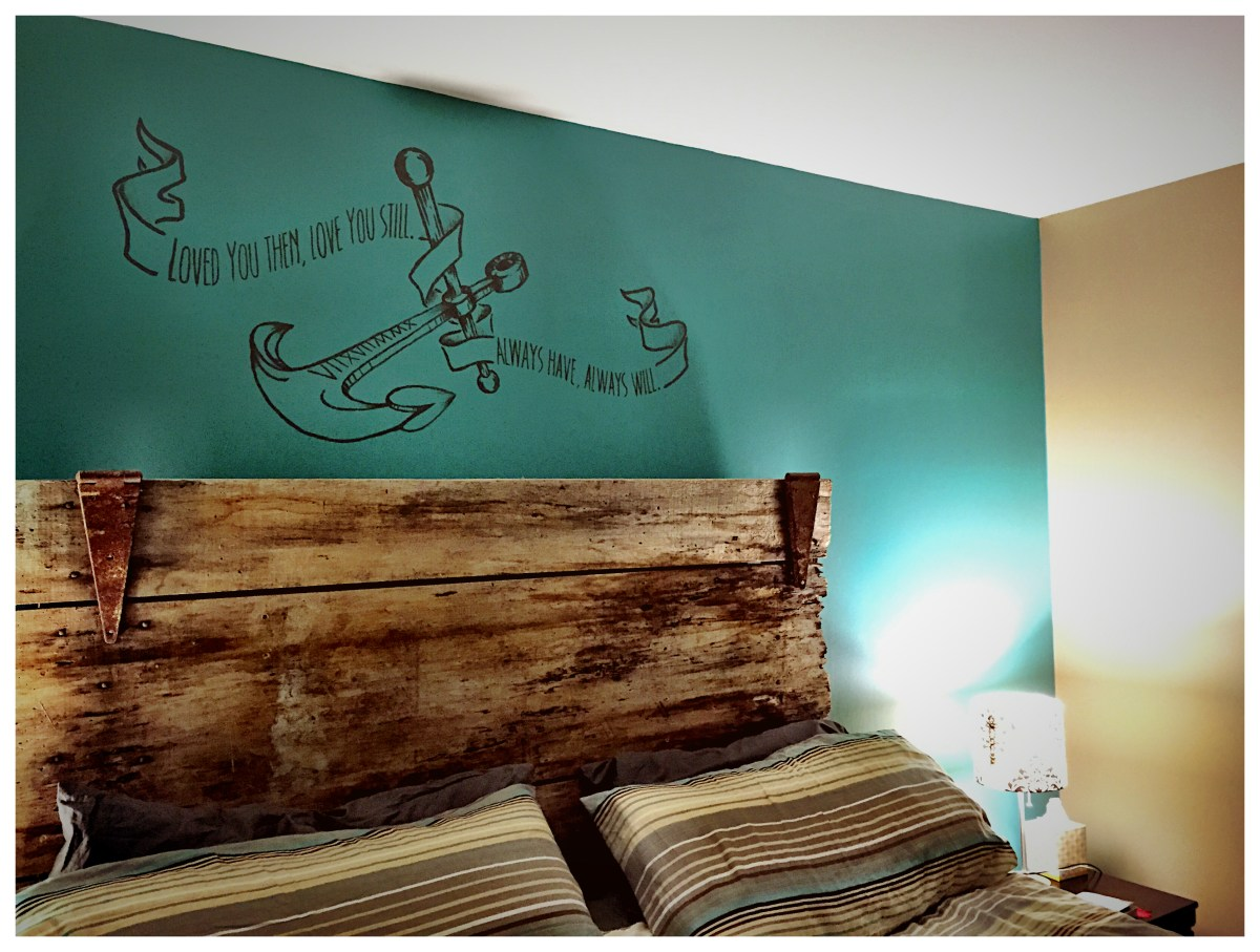Creating Wall Murals Beginners Rad Thoughts