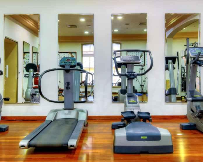 Teretana i Fitness centar, Hotel MonteCasa, Petrovac na moru, Profesionalni fotograf, Foto Radević