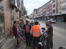 Diskussion Schutzstreifen Kölnstraße