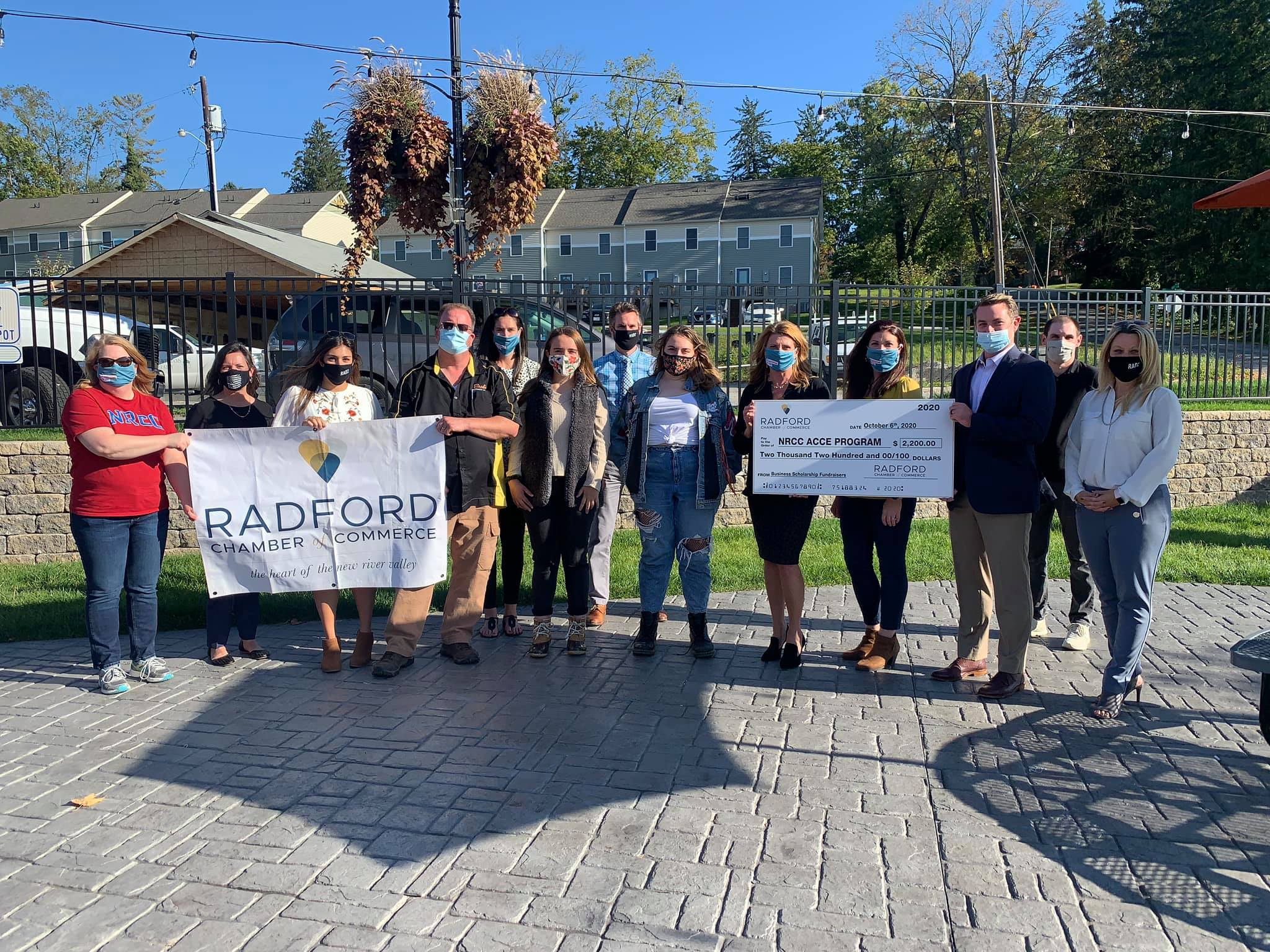 Radford Chamber supports education through ACCE program