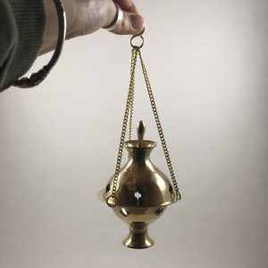hanging incense holder