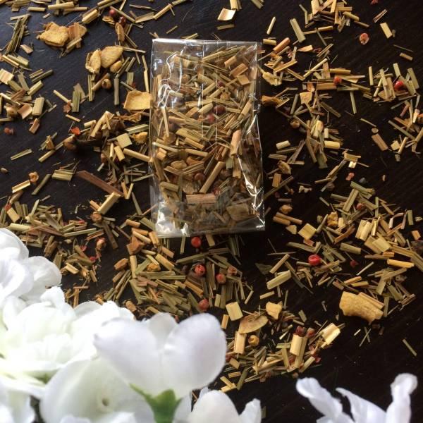 organic tea blend