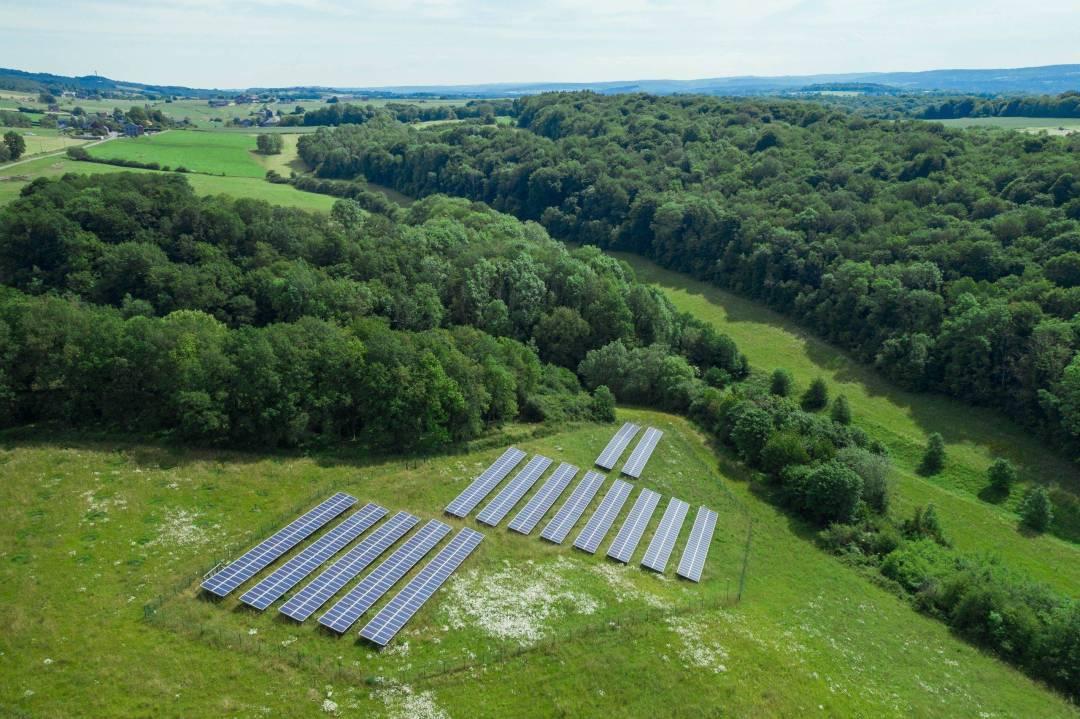 solar panels radhadesh