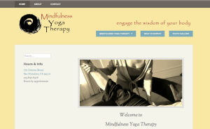 Mindfulness Yoga Therapy