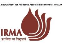 IRMA Recruitment