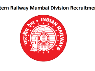 Western Railway Mumbai Division Recruitment