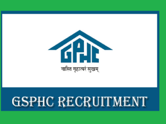 GSPHC Recruitment 2020 for Assistant Engineer (Civil) Posts @ ojas.gujarat.gov.in