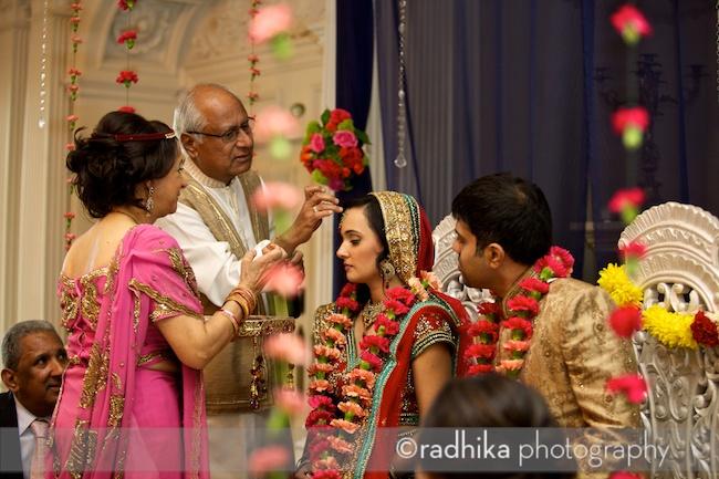 Judith  Pradeep  Catholic and Hindu weddings New Jersey