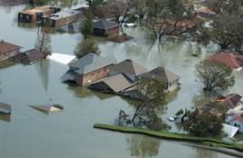 New Orleans, LA, August 30, 2005-- Jocelyn Augustino/FEMA