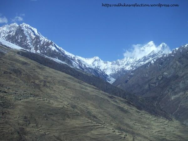 Alphabet H Himalayas radhikasreflection