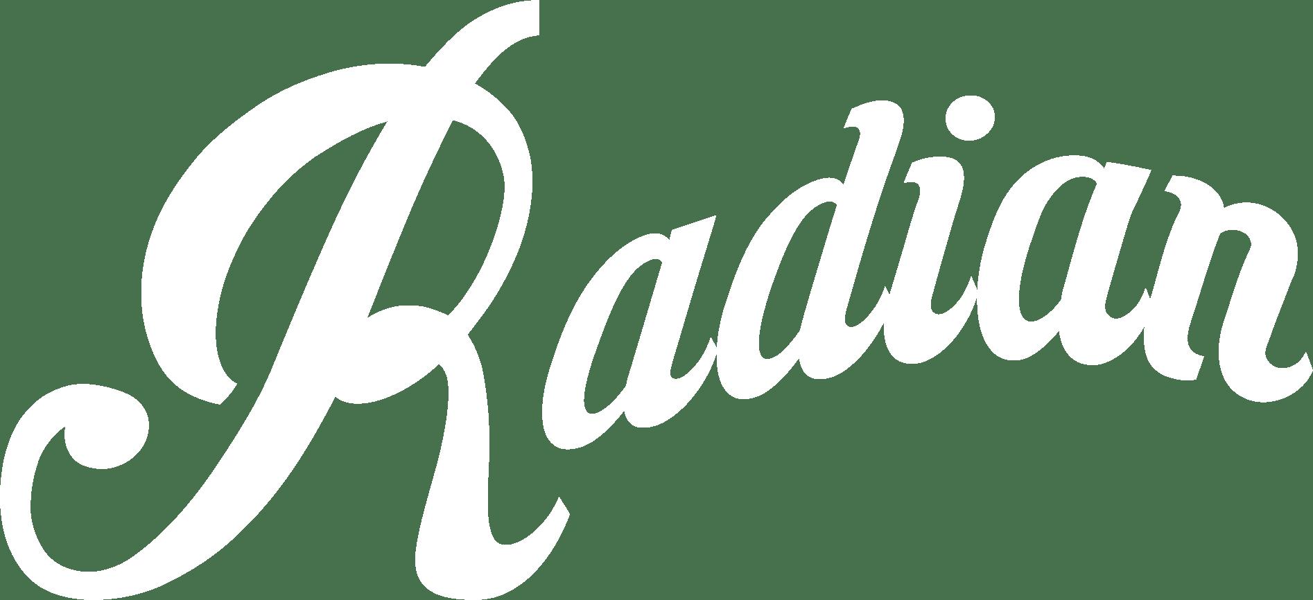RADIAN BLOG